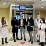 A Legnago inaugurato il primo Centro vaccini anti Covid