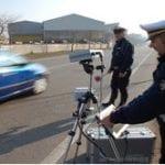Polizia locale: controlli velocità e presenza UMP